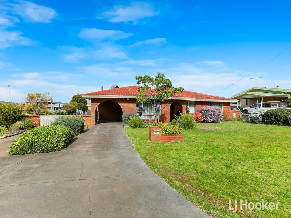 24 Archer Street Collie, WA 6225