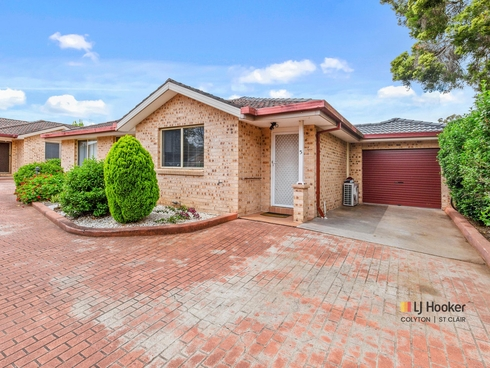 5/117 Adelaide Street Oxley Park, NSW 2760
