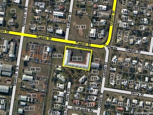 1A/90 Raglan Street Roma, QLD 4455