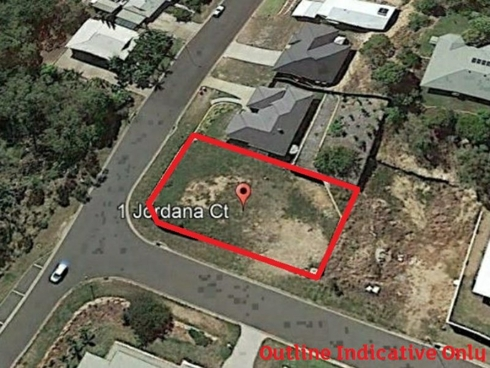 1 Jordana Court New Auckland, QLD 4680
