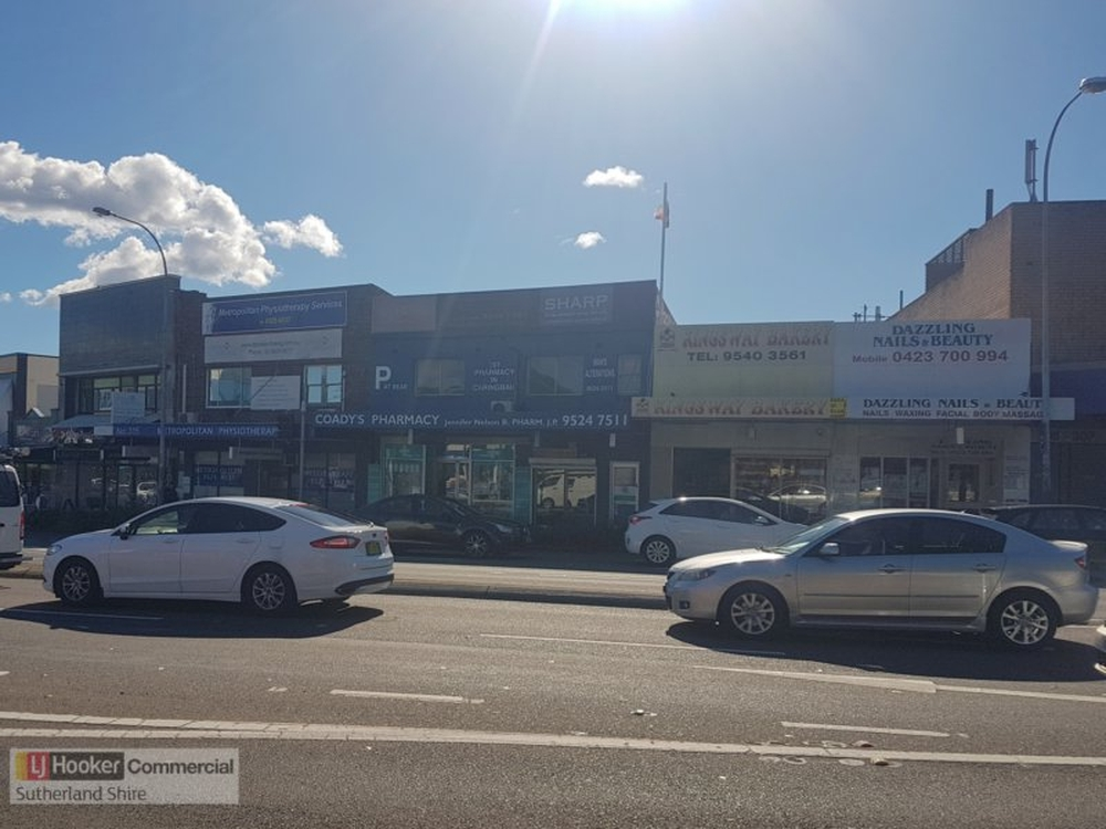 Suite 1/313 Kingsway, Caringbah, NSW 2229 - Office for lease