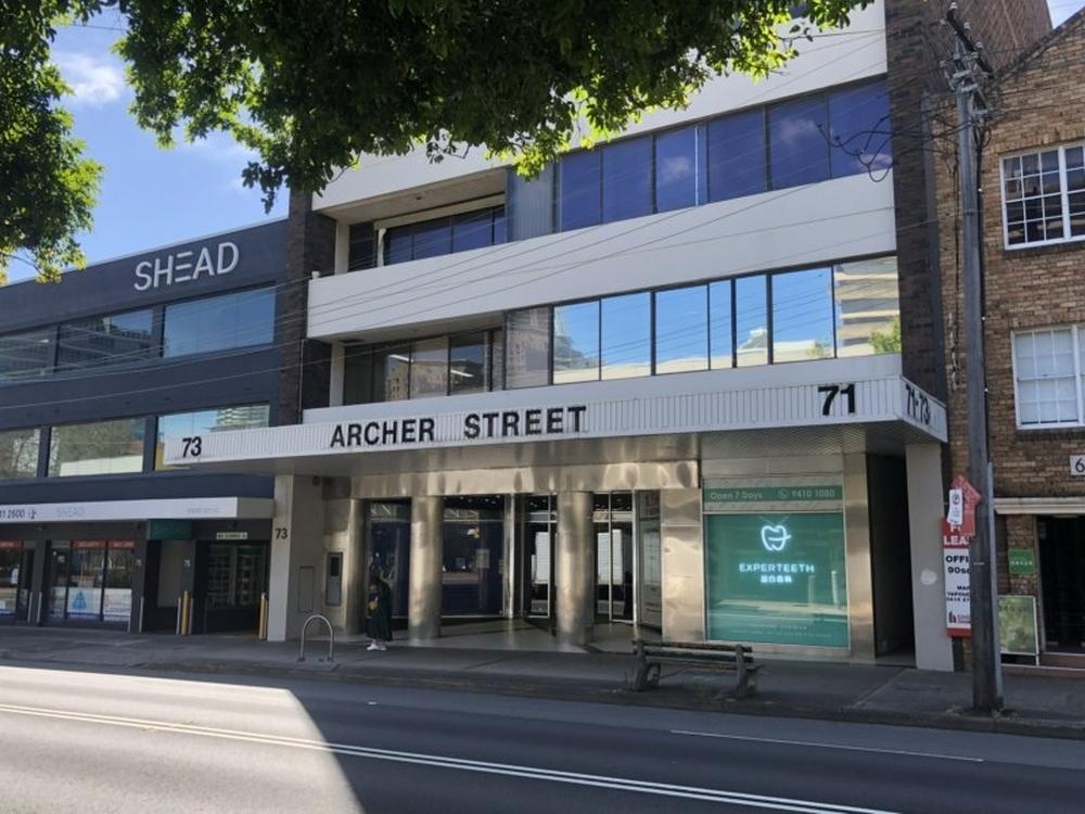 Shop 2/71 Archer Street Chatswood, NSW 2067