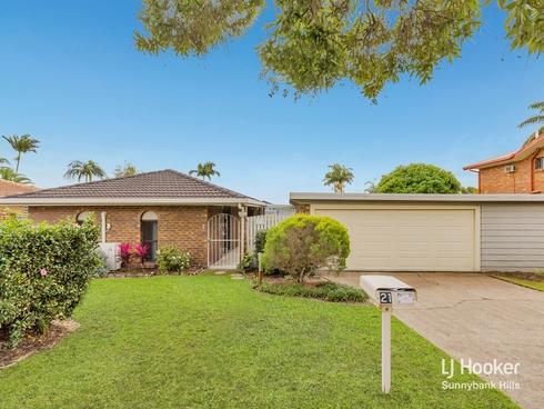21 Parinari Street Algester, QLD 4115
