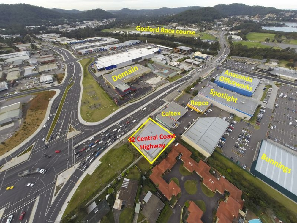 Top Floor/32 Central Coast Highway West Gosford, NSW 2250