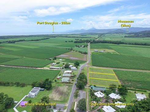 Lot 1, 2 & 3/142 Tati Road Miallo, QLD 4873
