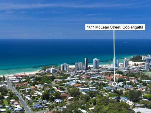 1/77 McLean Street Coolangatta, QLD 4225