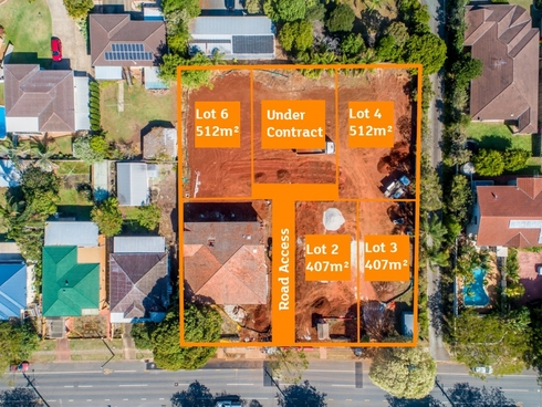 Lot 5/431 St Vincents Road Nudgee, QLD 4014