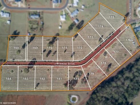Lot 207/ Premier Drive Kingaroy, QLD 4610