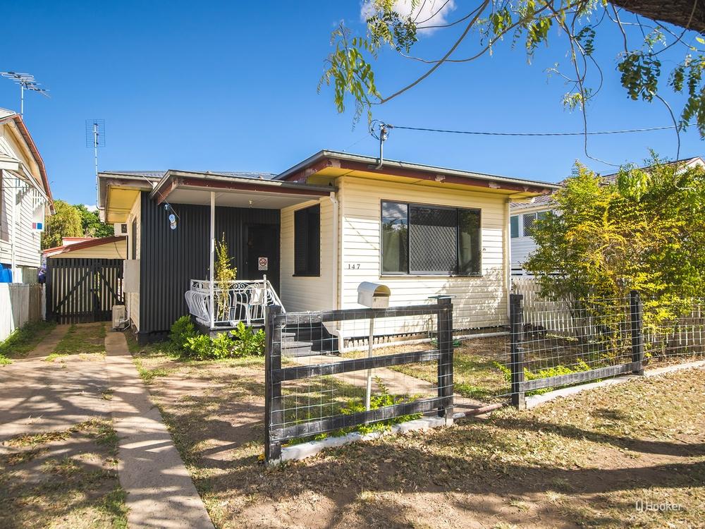 147 Fitzroy Street Allenstown, QLD 4700