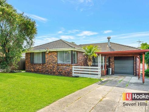 3 Grady Gardens Smithfield, NSW 2164