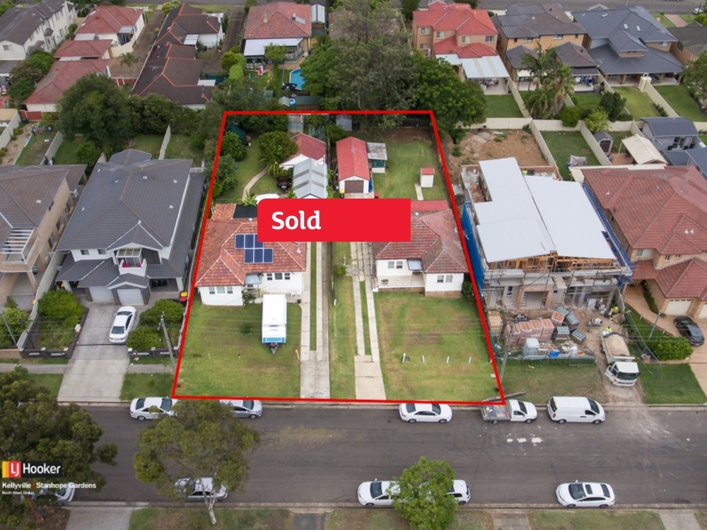 17 & 19 Pearson Street South Wentworthville, NSW 2145