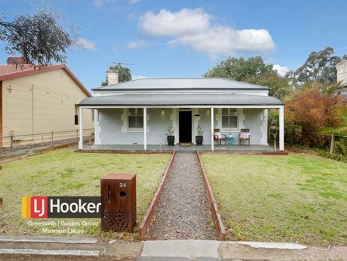 24 Fourth Street Gawler South, SA 5118