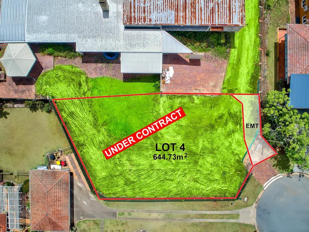 Lot 4/7 Cornish Place Aspley, QLD 4034