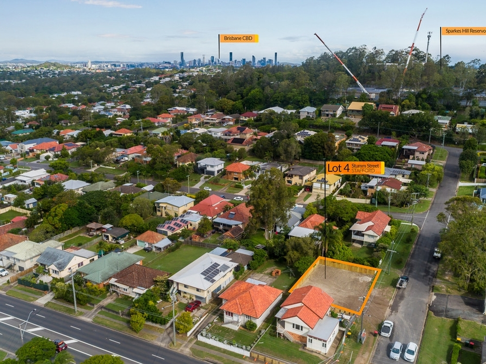 Lot 4 Stumm Street Stafford, QLD 4053