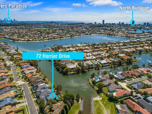 72 Harrier Drive Burleigh Waters, QLD 4220