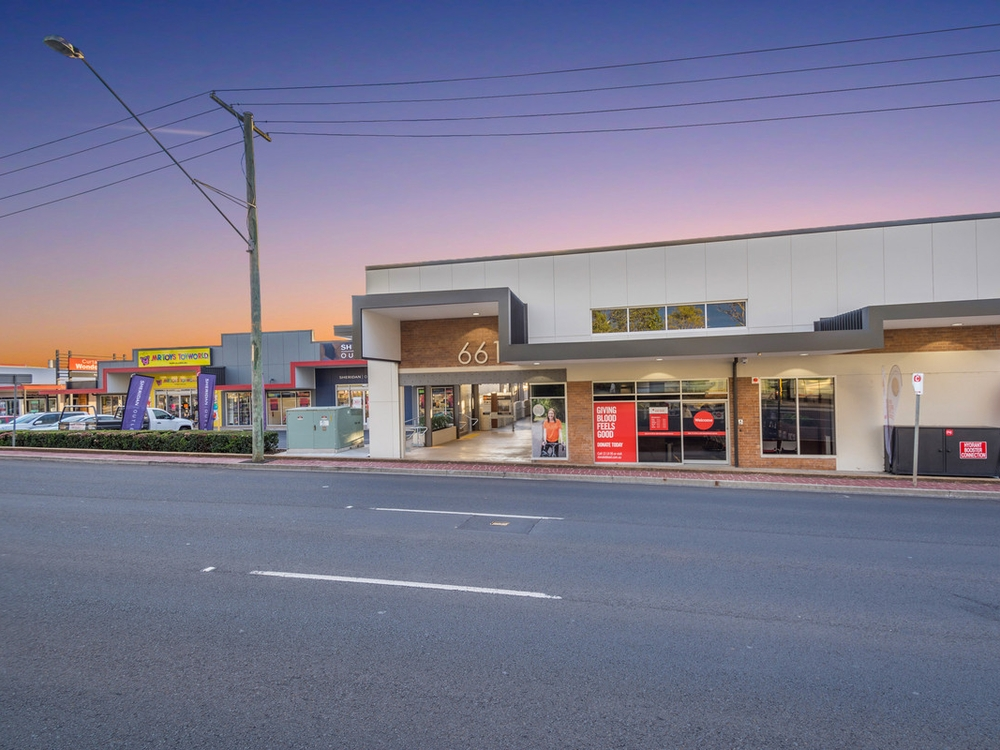 Suite 3 (Warner)/661 Ruthven Street South Toowoomba, QLD 4350