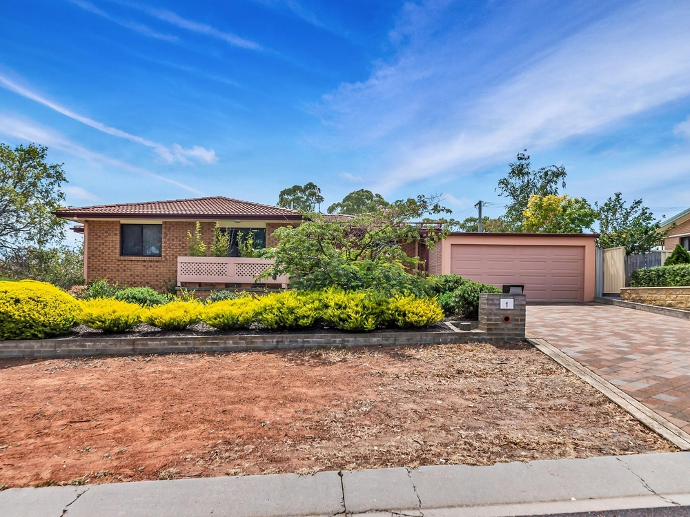 1 Hadow Place Gilmore, ACT 2905