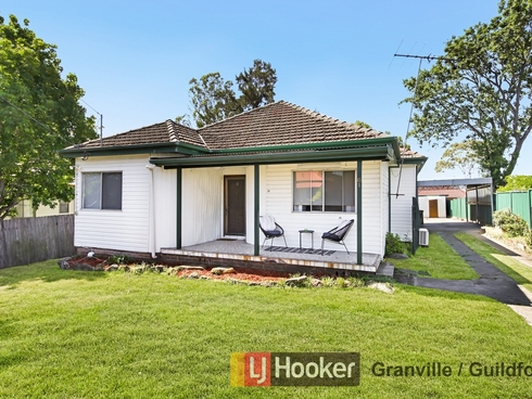 61 McArthur Street Guildford, NSW 2161