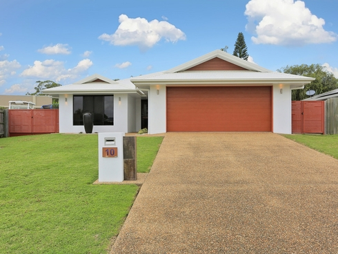 10 Sarra Place Bundaberg East, QLD 4670