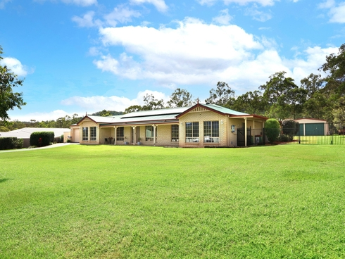 38 Mountain View Crest Mount Nathan, QLD 4211