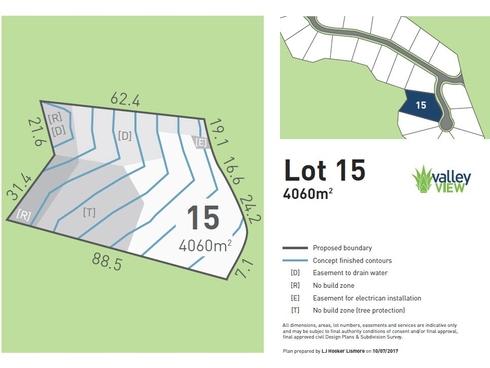 15 Valley View Estate, Richmond Hill Road Goonellabah, NSW 2480