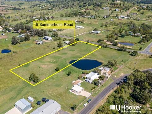 5 Summerholm Rd Summerholm, QLD 4341