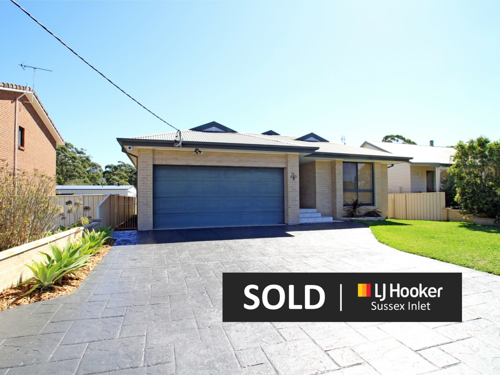 9 Greentree Avenue Sussex Inlet, NSW 2540