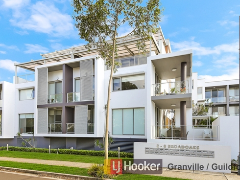 12/2-8 Broadoak Street Ermington, NSW 2115
