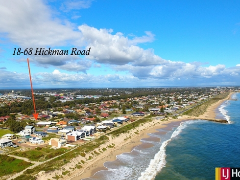 18/68 Hickman Road Silver Sands, WA 6210
