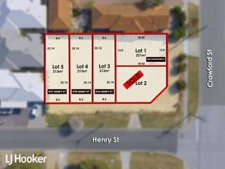 67A, B & C Henry St & 49A Crawford St East Cannington , WA, 6107