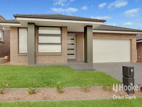 18 Lawler Drive Oran Park, NSW 2570