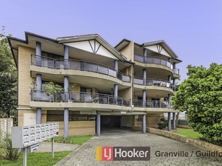 5/12-16 Blaxcell Street Granville , NSW, 2142