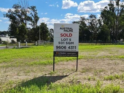 Lot 5, 198 Edmondson Avenue Austral, NSW 2179