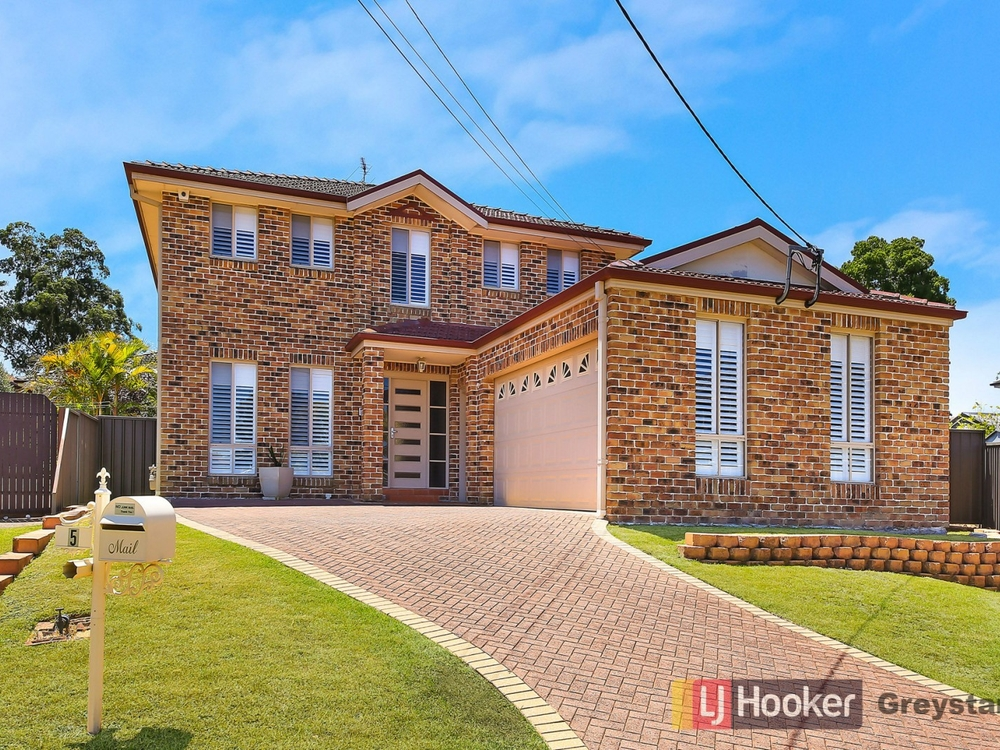 5 Taree Crescent Greystanes, NSW 2145