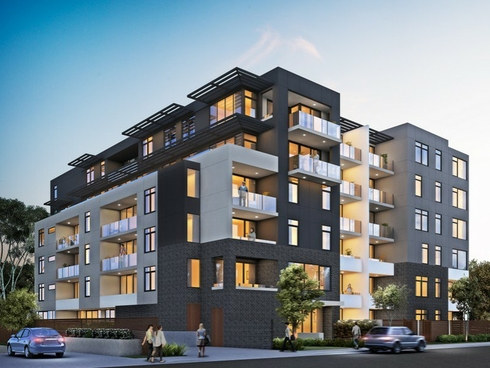 Unit 503/28-32 Rodgers Street Kingswood, NSW 2747