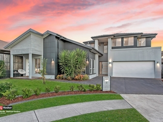 3 Bulrush Close The Ponds , NSW, 2769