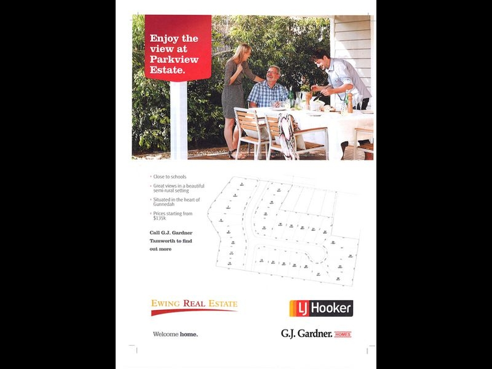 Lot 9 Parkview Estate Gunnedah, NSW 2380