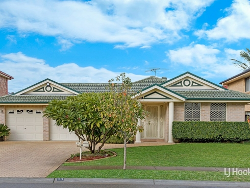 11 Queensbury Avenue Kellyville, NSW 2155