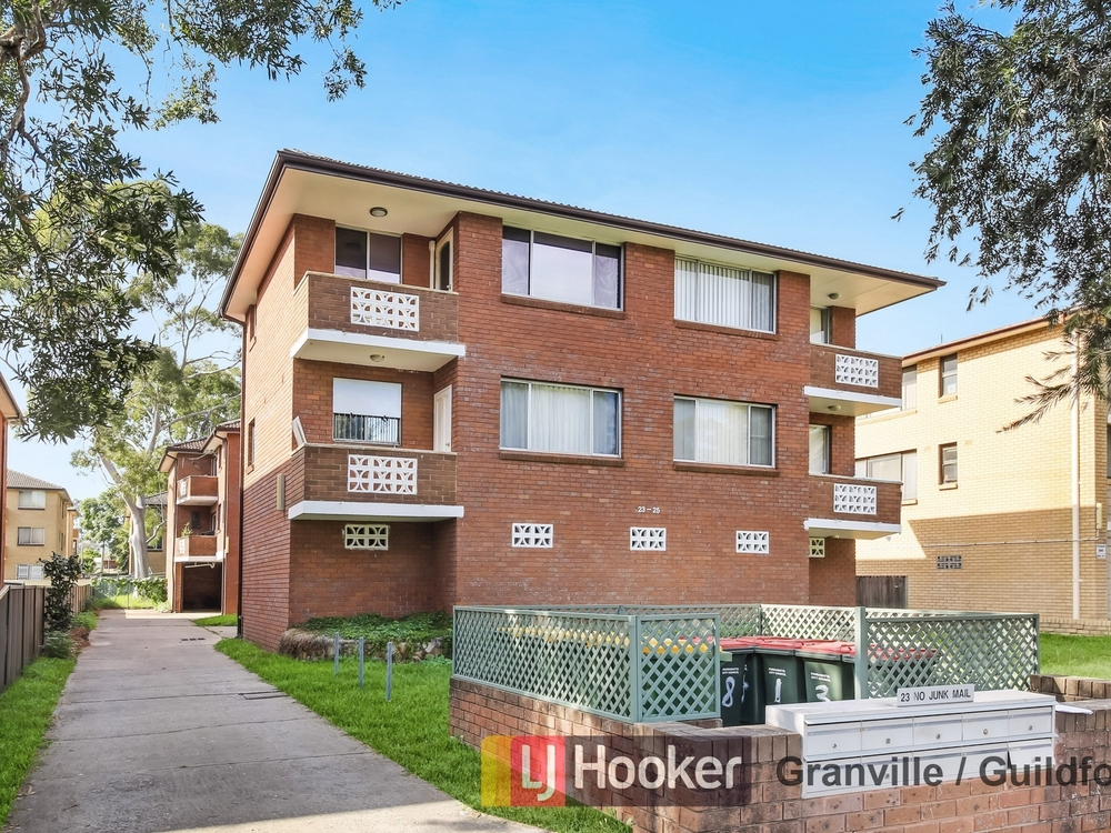 6/23 The Trongate Granville, NSW 2142
