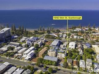 15/82-86 Mein Street Scarborough , QLD, 4020