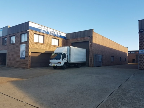Unit 1/21 Resolution Drive Caringbah, NSW 2229