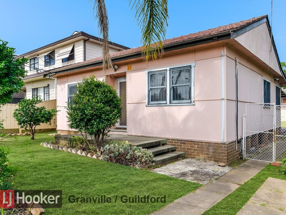 27 Allison Road Guildford, NSW 2161