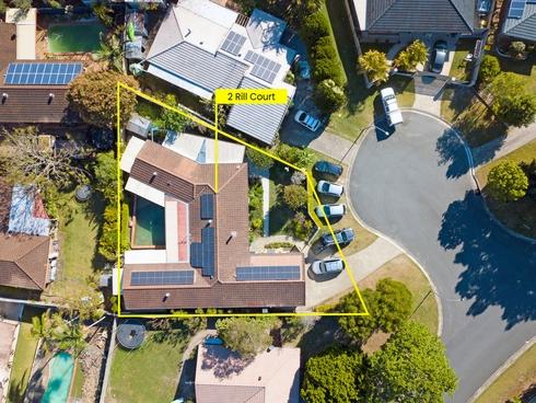 2 Rill Court Nerang, QLD 4211