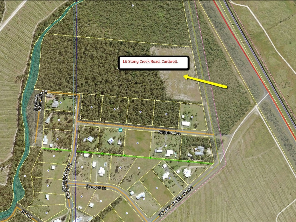 L6 Stony Creek Road Cardwell, QLD 4849