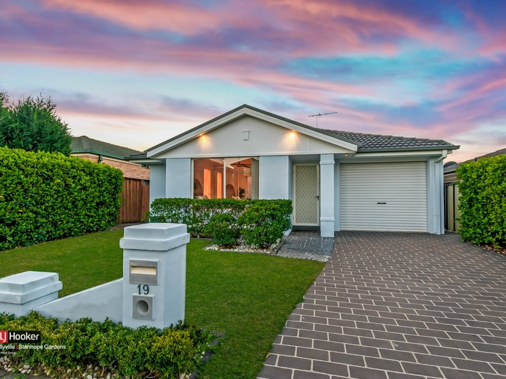 19 Gunsynd Street Kellyville Ridge, NSW 2155