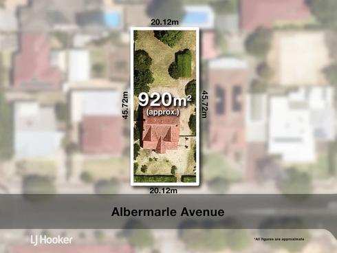 28 Albermarle Avenue Trinity Gardens, SA 5068