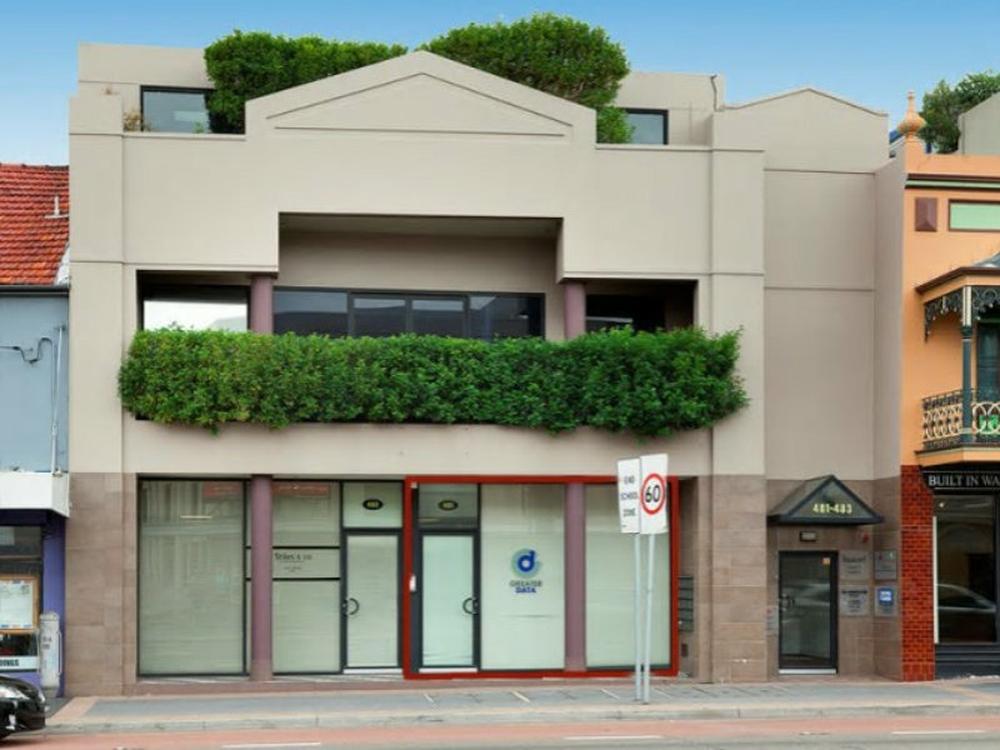 Unit 4/481 Parramatta Road Leichhardt, NSW 2040