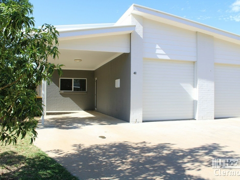 Unit 41/47 Mcdonald Flat Road Clermont, QLD 4721