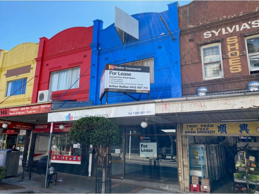147 Marrickville Road Marrickville, NSW 2204