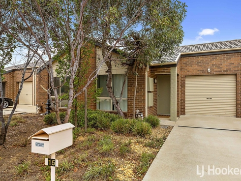15 Littlejohn Lane Franklin, ACT 2913